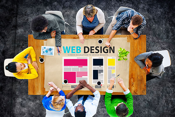 Focus On These Web Design Trends To Build A Solid Web Presence