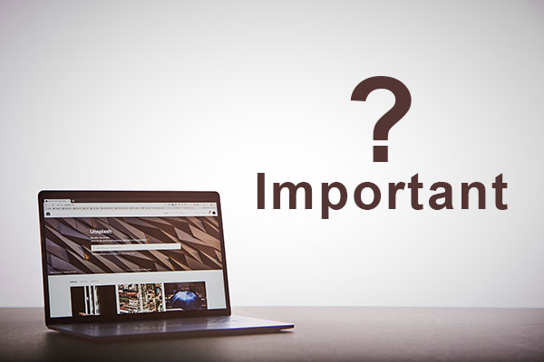 Why the design of the website gets so much importance